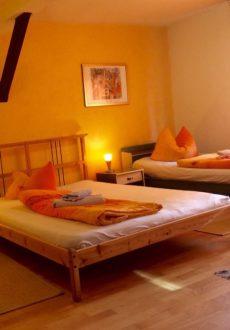 Hotel / Pension Forst Bohrau 3-Bett-ZImmer
