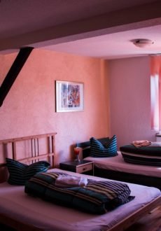 Hotel / Pension Forst Bohrau Doppelzimmer